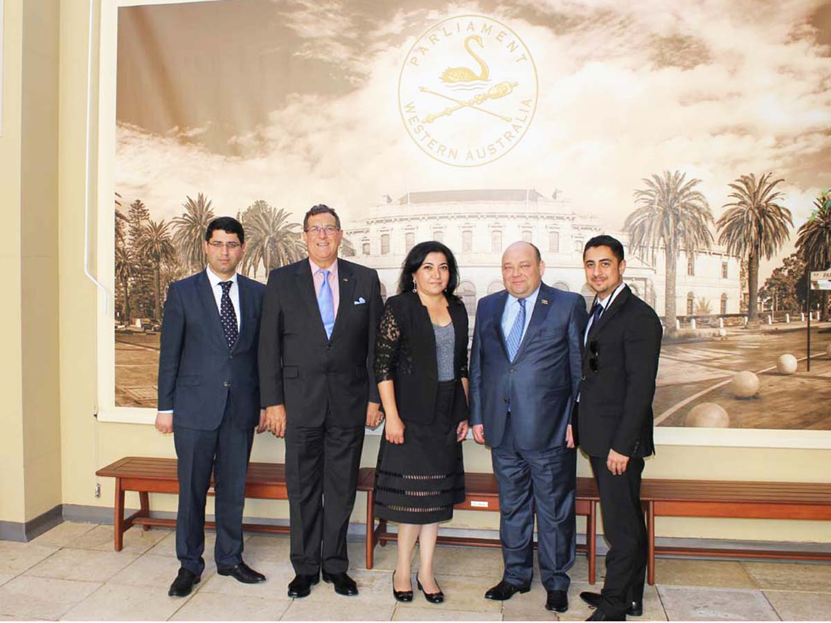 Parliament of Western Australia discusses interparliamentary ties with Azerbaijan
