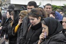 Azerbaijani public commemorates Khojaly genocide victims (PHOTO) - Gallery Thumbnail