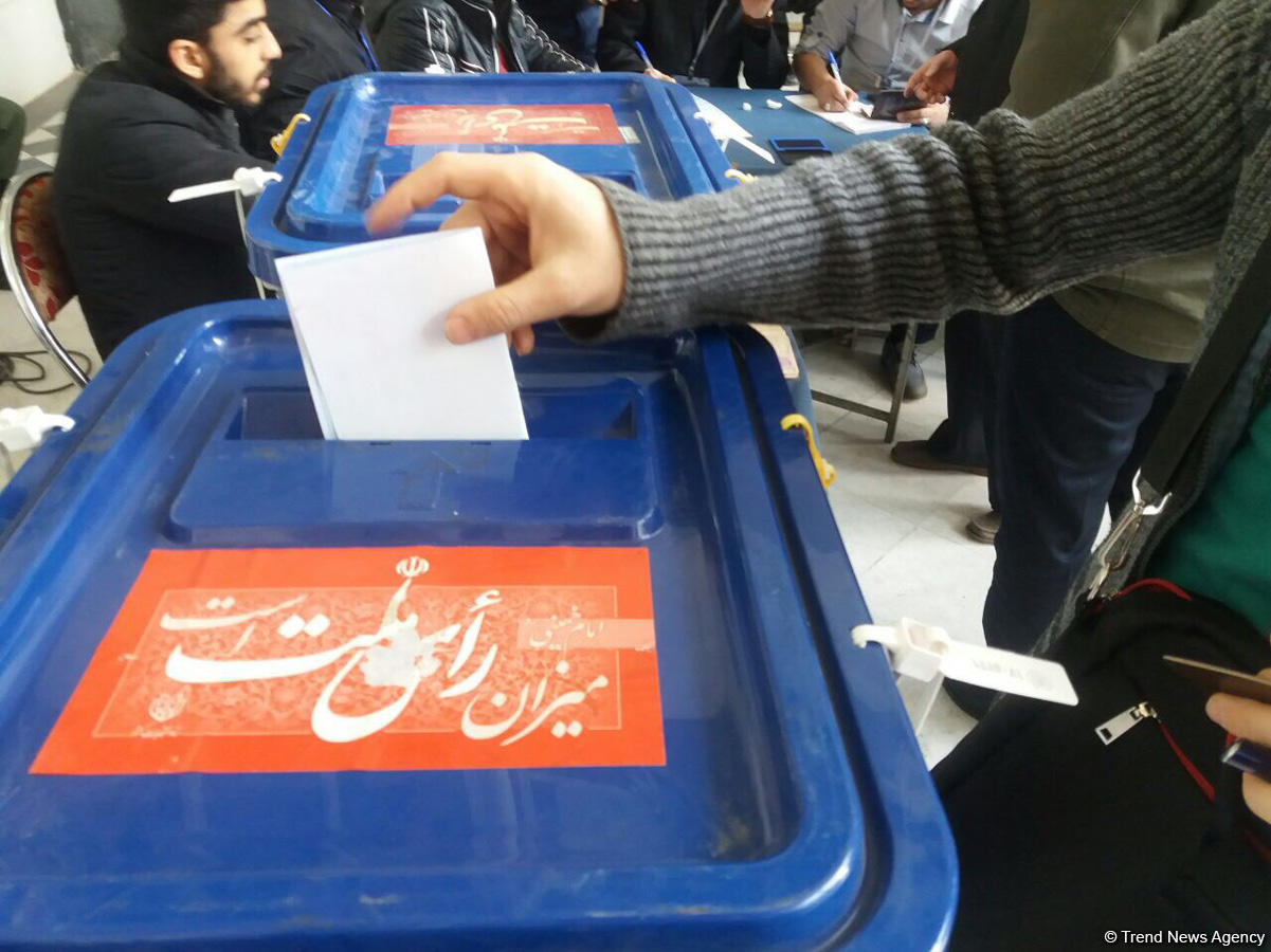 Voting ends at Iran's elections