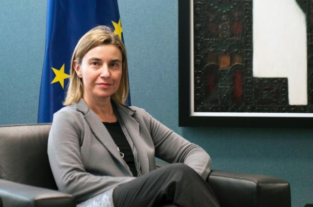 Peaceful solution to Karabakh conflict top EU priority - Federica Mogherini (exclusive)