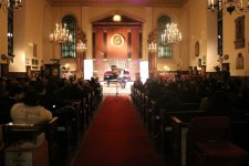 Leyla Aliyeva attends Khojaly commemoration concert held in London - Gallery Thumbnail
