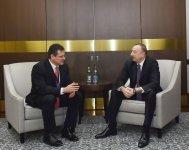 Azerbaijani president receives EU Commission Vice-President for Energy Union - Gallery Thumbnail