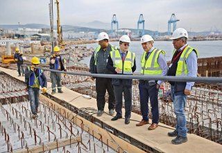 Over 50% of construction complete at Star refinery in Turkey