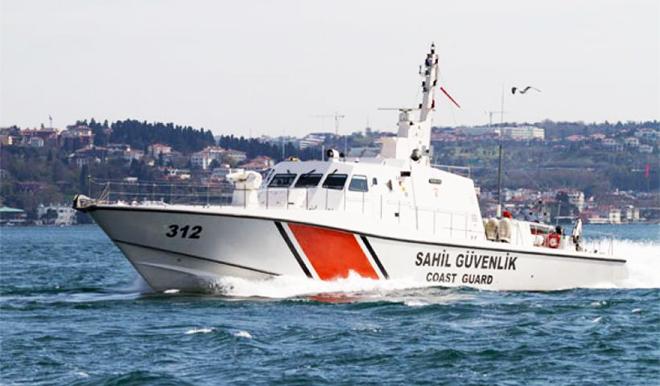 Турция усиливает береговую охрану
