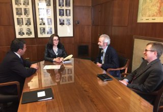 US State of Oregon interested in cooperation with Azerbaijan