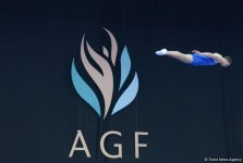 Organizers fully dedicated to FIG World Cup in Trampoline Gymnastics in Baku (PHOTO) - Gallery Thumbnail