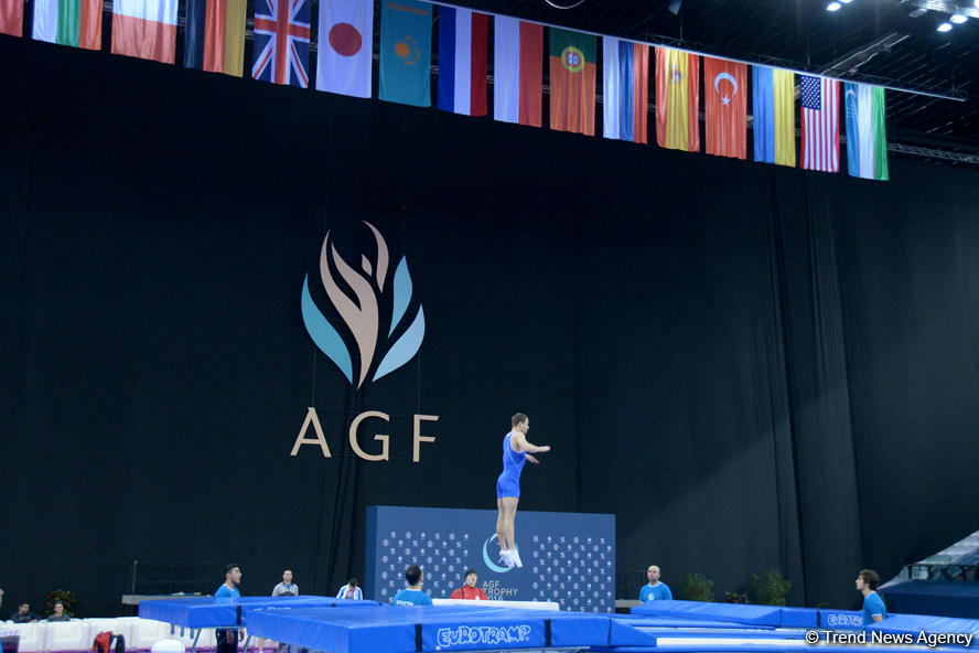 Organizers fully dedicated to FIG World Cup in Trampoline Gymnastics in Baku (PHOTO) - Gallery Image