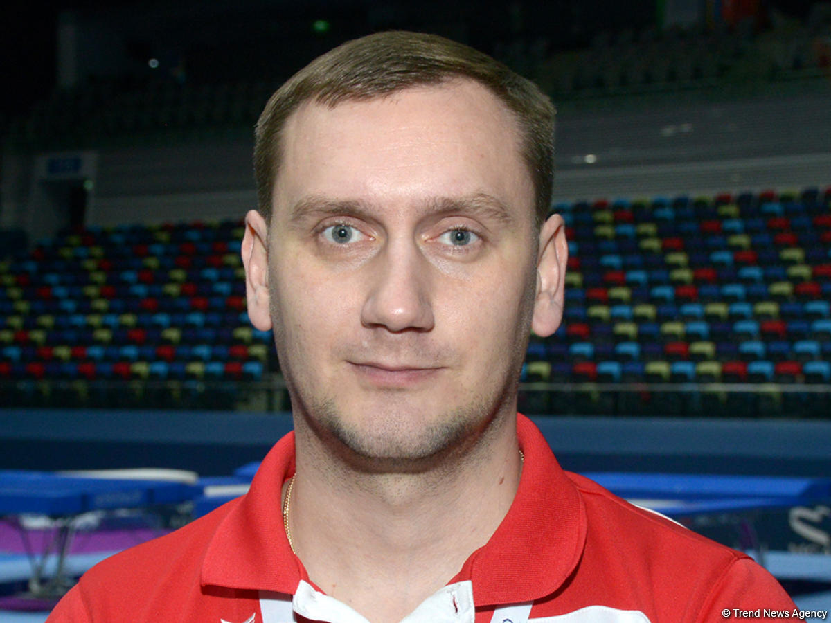 Head coach: Azerbaijan to compete for medals at FIG World Cup in Trampoline Gymnastics