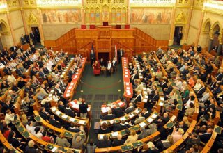 Hungary's parliament adopts 2021 budget