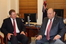 Azerbaijan example for other countries – Australian official - Gallery Thumbnail