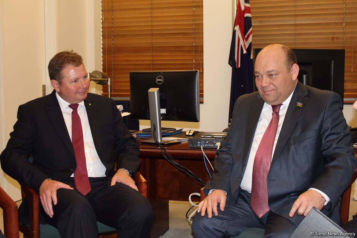 Azerbaijan example for other countries – Australian official - Gallery Image