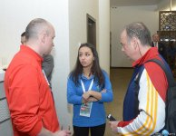 FIG Trampoline Gymnastics World Cup delegates meet in Baku (PHOTO) - Gallery Thumbnail