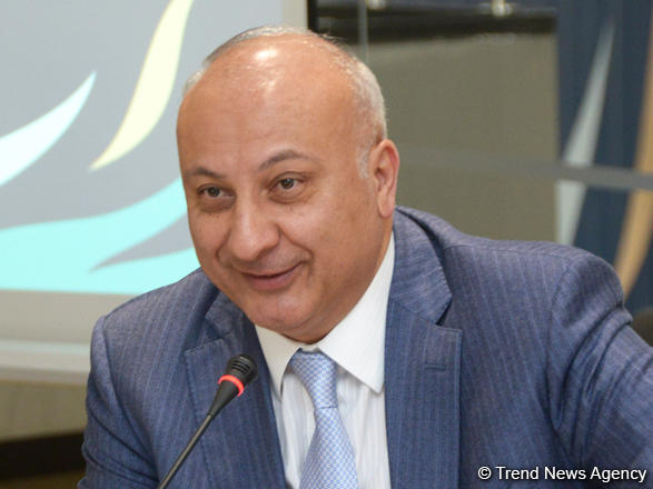 Altay Hasanov: Time to nominate AGF secretary general for European Union of Gymnastics' presidency