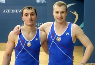 Azerbaijani trampolinists eye medals at FIG World Cup (PHOTO)