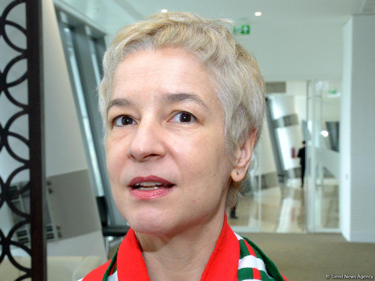 Portuguese diplomat praises FIG Trampoline Gymnastics World Cup in Baku