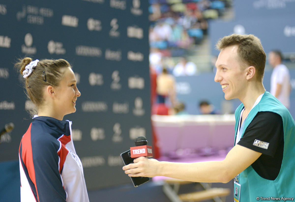 FIG Trampoline Gymnastics World Cup in Baku – one of best competitions - Gallery Image