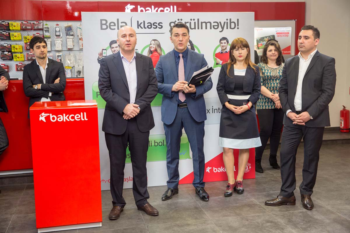 Free mobile internet access to Whatsapp and up to 3 times more data with Bakcell's new Klass tariffs