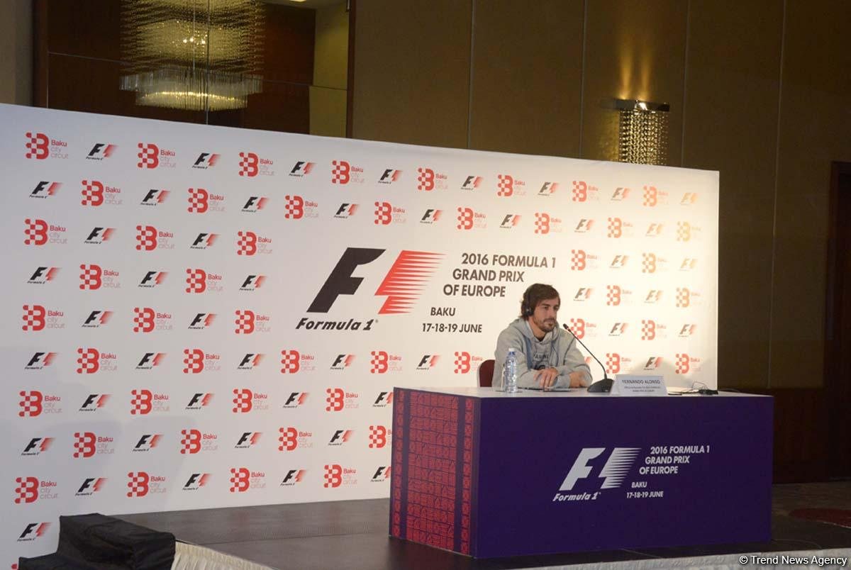 Baku to hold unforgettable F1 Grand Prix of Europe - Gallery Image