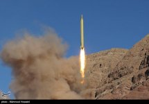 Iran launches Qadr ballistic missiles on March 9 (PHOTO) - Gallery Thumbnail