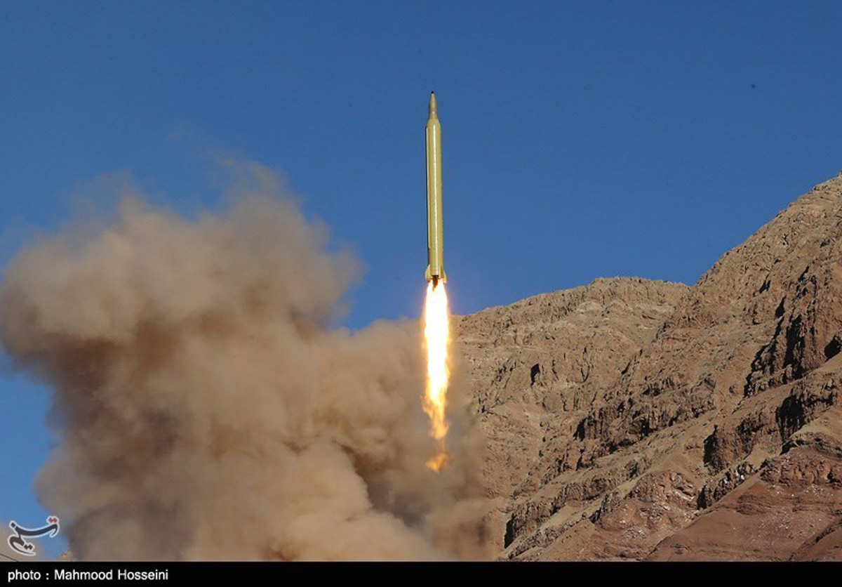 Iran launches Qadr ballistic missiles on March 9 (PHOTO) - Gallery Image