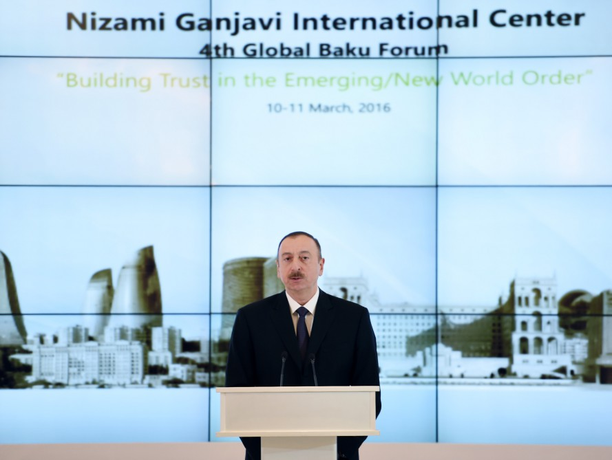 President Aliyev: We all are united to promote mutual understanding
