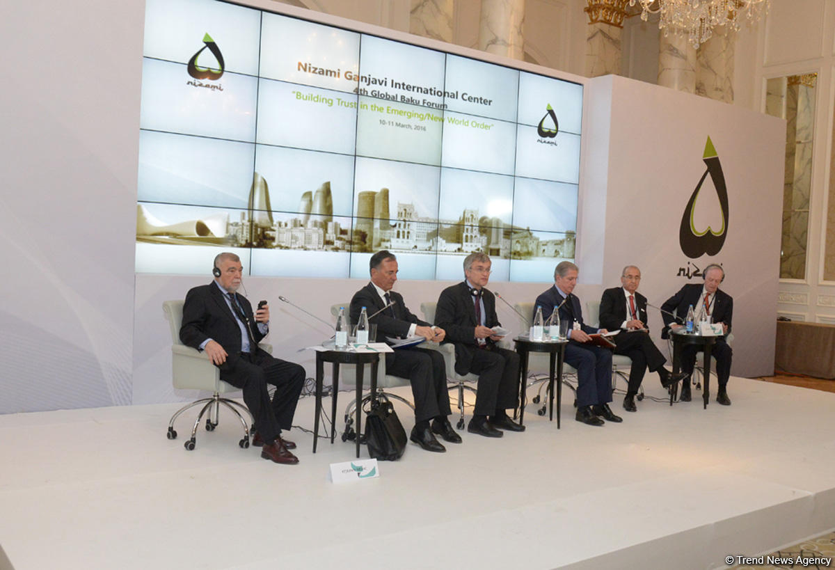 Bakıda IV Qlobal Forum keçirilir (FOTO) - Gallery Image