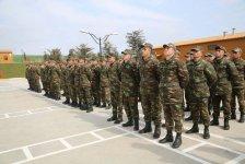 Azerbaycan Savunma Bakanı: Her bir asker ve subay düşmana karşı intikam duygusu ile yaşamalıdır - Gallery Thumbnail