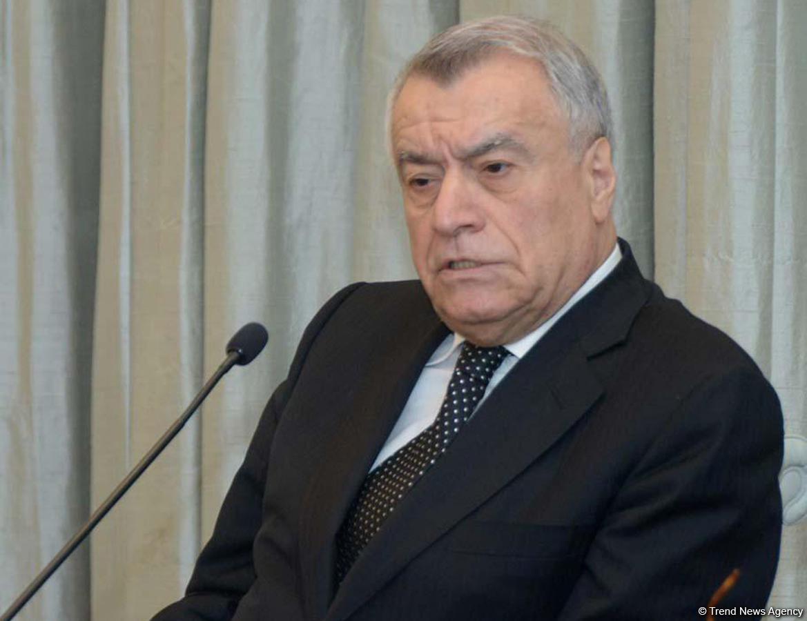 Natiq Əliyevin vəfatı ilə əlaqədar nekroloq imzalanıb