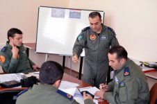 Azerbaijani, Turkish pilots carry out familiarization flights (PHOTO, VIDEO) - Gallery Thumbnail