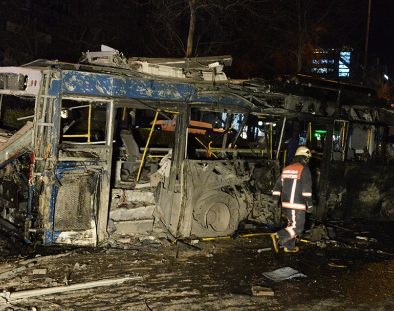 At least 34 killed, 125 wounded in Ankara blast (UPDATE)(PHOTO, VIDEO) - Gallery Image