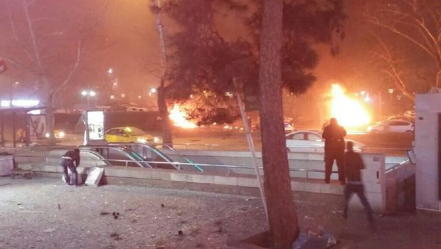 At least 34 killed, 125 wounded in Ankara blast (UPDATE)(PHOTO, VIDEO)