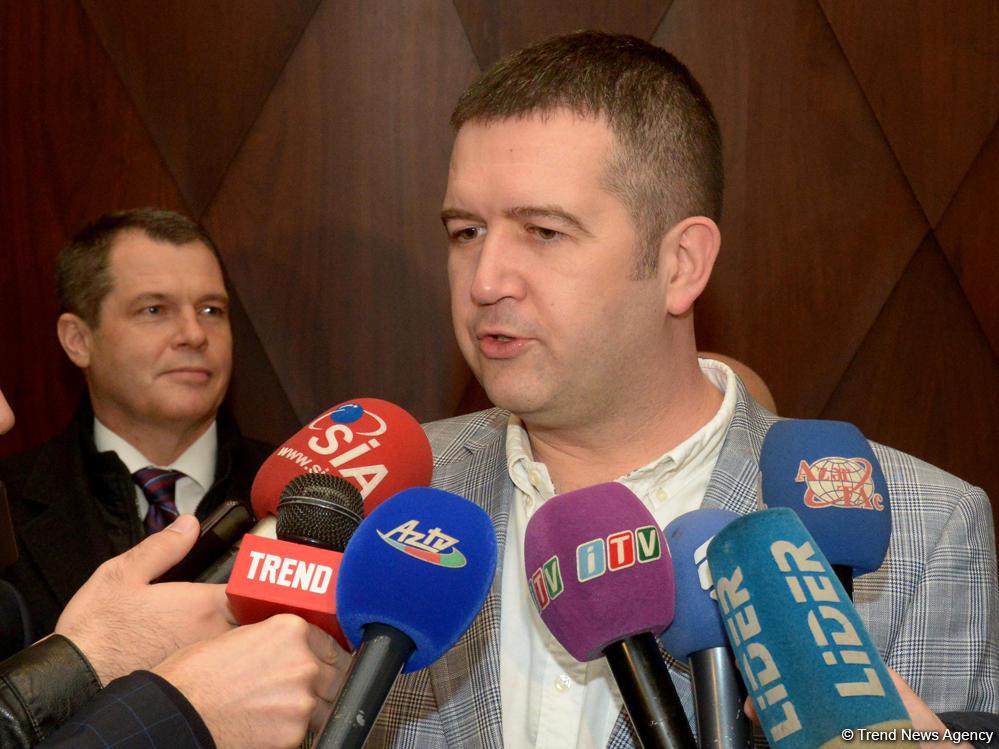 Czech Republic is crucial partner of Azerbaijan, speaker says