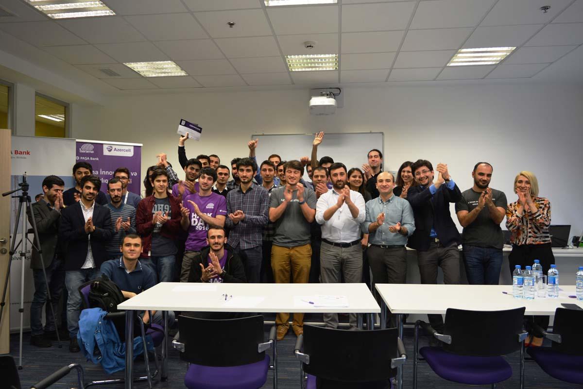 Barama HackDay 2016 winners announced