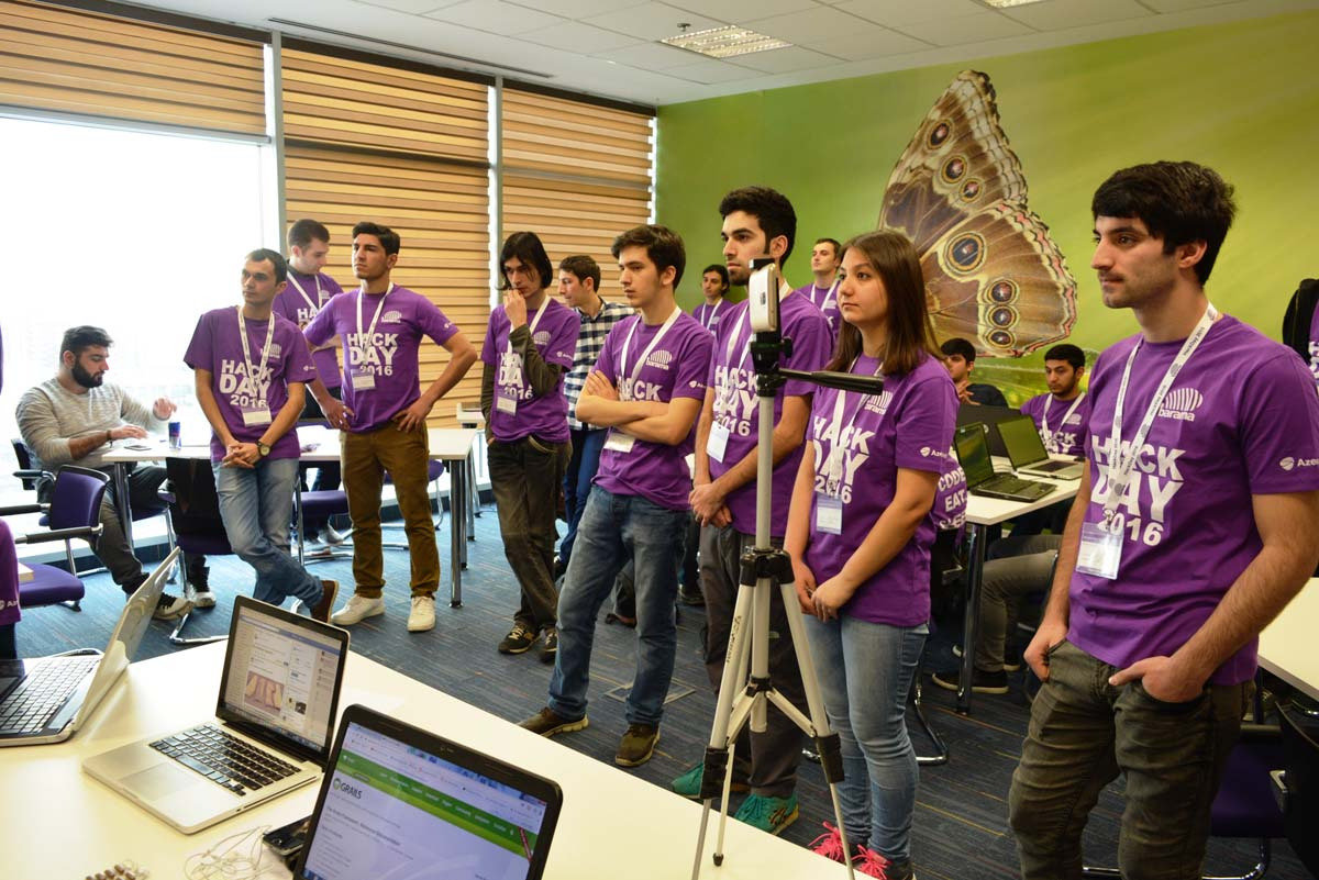 Barama HackDay 2016 winners announced - Gallery Image