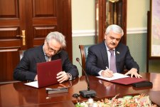 SOCAR inks deal with Canada's Zenith Energy  (PHOTO) - Gallery Thumbnail