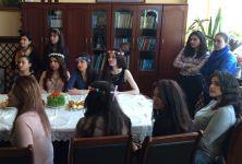 BDU-nun Abay mərkəzində Novruz bayramı qeyd olunub (FOTO) - Gallery Thumbnail