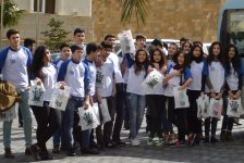 UNEC students' different Novruz gifts - Gallery Thumbnail