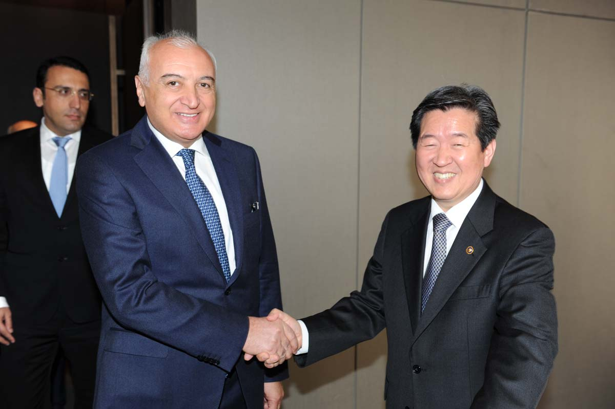 Azerbaijan, South Korea expanding co-op in maritime transport - Gallery Image