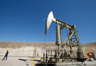 Kazakhstan's national oil company increases gas extraction