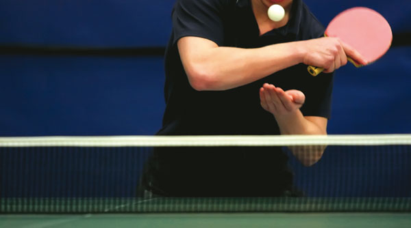 Azerbaijan's table tennis players to fight for bronze at Baku 2017