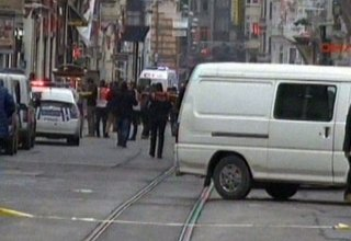 Suicide bombing kills five, wounds 38 in central Istanbul (UPDATE)