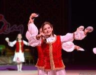 Milli Gimnastika Arenasında Novruz bayramına həsr olunmuş şou (FOTO) - Gallery Thumbnail