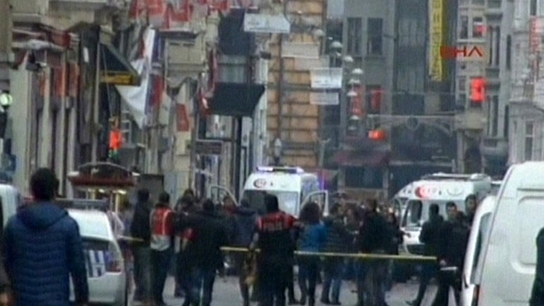Azerbaijan reviewing whether any citizens among victims in Istanbul attack