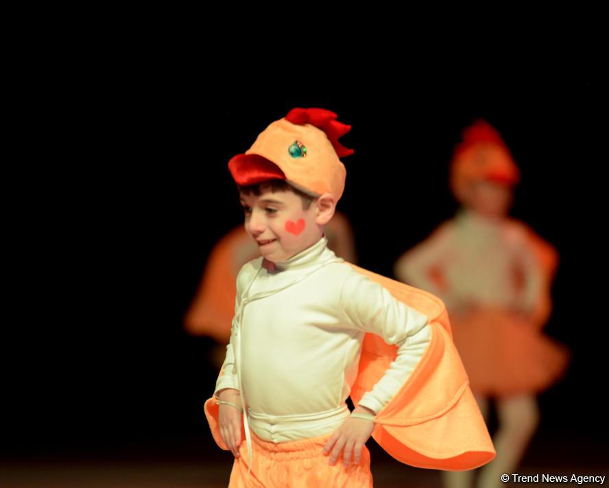 Milli Gimnastika Arenasında Novruz bayramına həsr olunmuş şou (FOTO) - Gallery Image