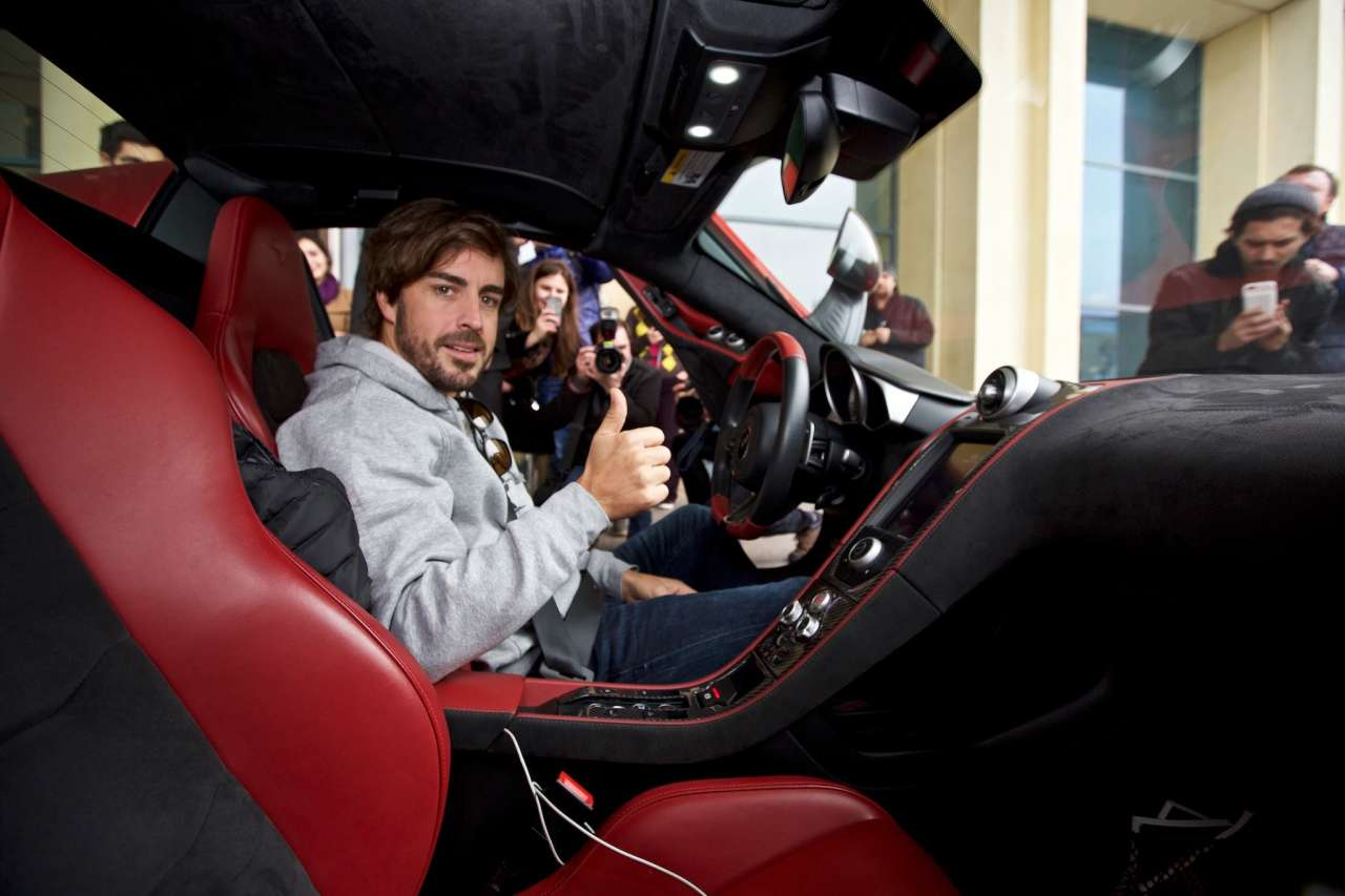 Fernando Alonso expresses his gratitude for huge support from Azerbaijani fans