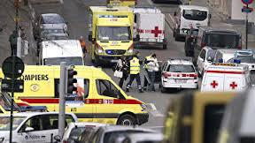 Brüksel'de terör tutuklamaları