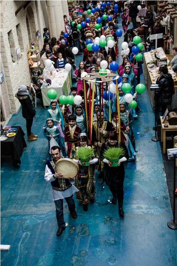 Весенние праздники сблизили Россию и Азербайджан (ФОТО) - Gallery Image
