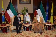 Эмир Кувейта посетит Азербайджан - Gallery Thumbnail