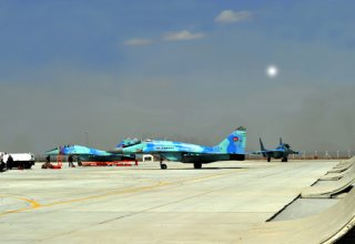 Azerbaijani, Turkish air forces wrap up joint military drills