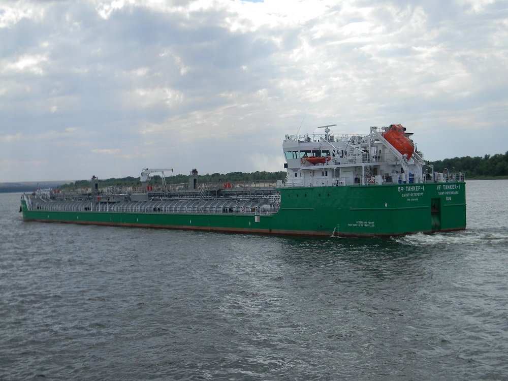 """Russia's """"Krasnoye Sormovo"""" to sign contract to build two tankers for Azerbaijan"""